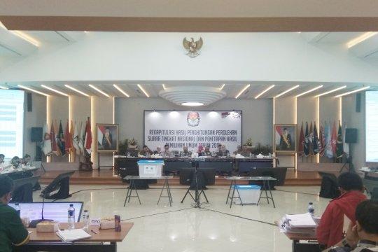 Jokowi-Ma'ruf unggul dari Prabowo-Sandi di Brunei dan Singapura