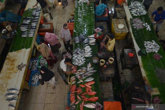 Angka konsumsi ikan nasional 2019
