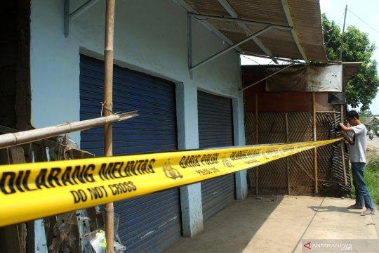Densus 88 tangkap lima terduga teroris di Bekasi