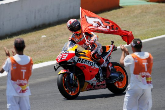 Hindari bentrok, MotoGP tunggu kalender Formula 1 keluar