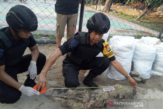 Mortir aktif seberat 60 kilogram ditemukan di Kepulauan Seribu