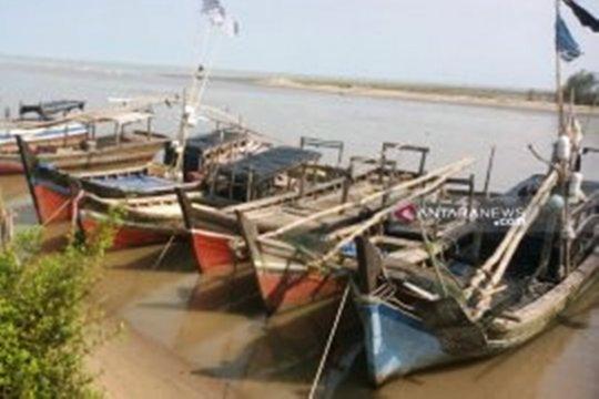 Nelayan Lampung Timur tidak  melaut jelang puasa