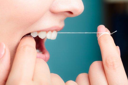Kiat agar gigi dan mulut sehat saat berpuasa