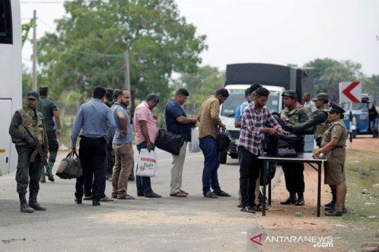 Pariwisata Sri Lanka terpukul setelah pengeboman
