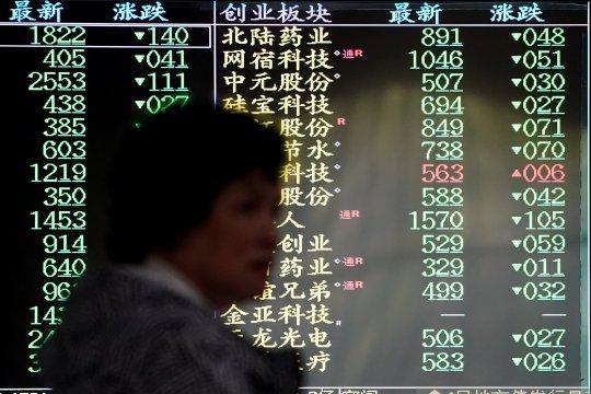 Ketegangan perdagangan naik, saham China ditutup terendah 11 minggu