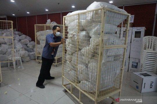 Surat suara pemilu ulang kembali dikirim ke Pos Malaysia