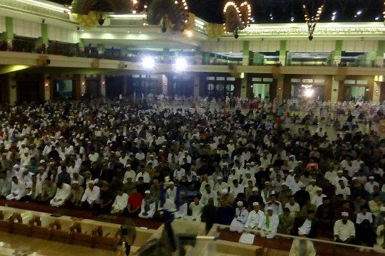 Jakarta Islamic Center adakan I'tikaf 10 hari terakhir Ramadhan