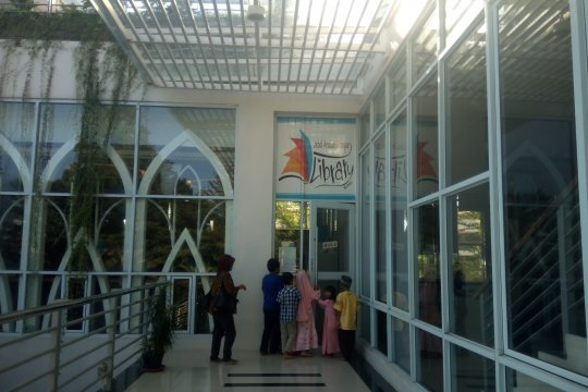 "Masjid Jabal Arafah tempat favorit ""ngabuburit"" di Batam"