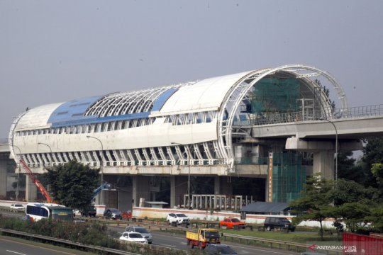 LRT Jabodebek akan diuji coba akhir Oktober, rute Cibubur-Cawang