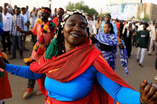 Militer, oposisi Sudan setuju berbagi kekuasaan