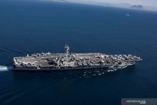 Komandan IRGC: AS mulai jalankan perang urat saraf