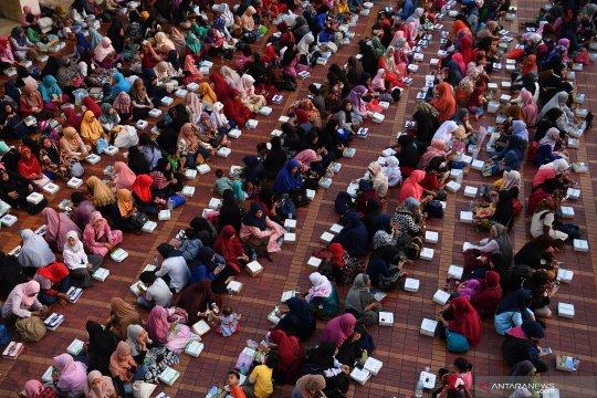 Aliran kebaikan Ramadhan dari dapur Masjid Istiqlal