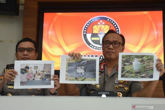 Dua terduga teroris ditangkap di Bitung ingin bergabung dengan MIT