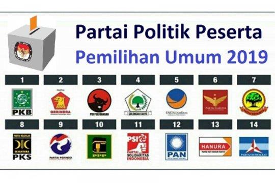 Tiga Parpol di Madiun belum serahkan LPPDK ke KPU
