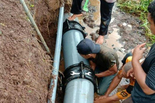 Seorang penggali tanah PAM Jaya tewas tersetrum