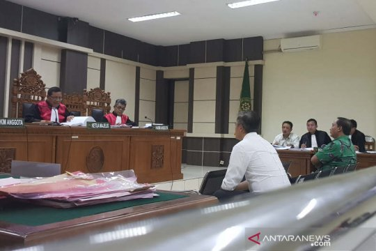 Mantan Wali Kota Semarang diperiksa di sidang pembobolan kas daerah