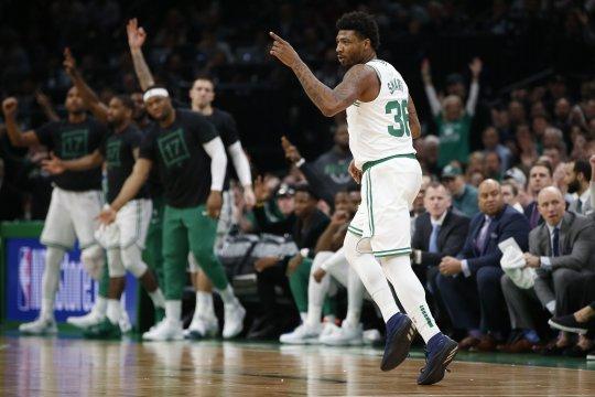 Smart siap bela Celtics hadapi Bucks