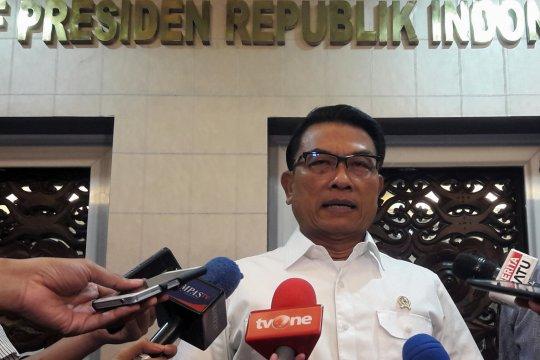 KSP: Tim hukum nasional tidak halangi kebebasan demokrasi