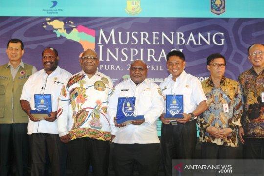IPM Papua berubah dari kategori Rendah jadi Sedang