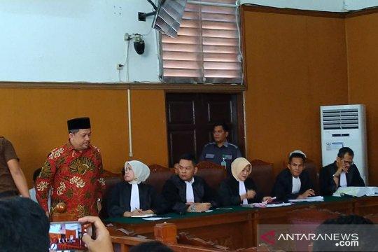 Fahri Hamzah dihadirkan sebagai saksi persidangan Ratna Sarumpaet