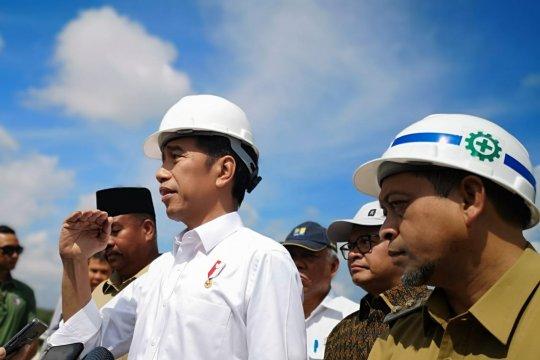 Wagub Kaltim: Presiden puas tinjau Bukit Suharto