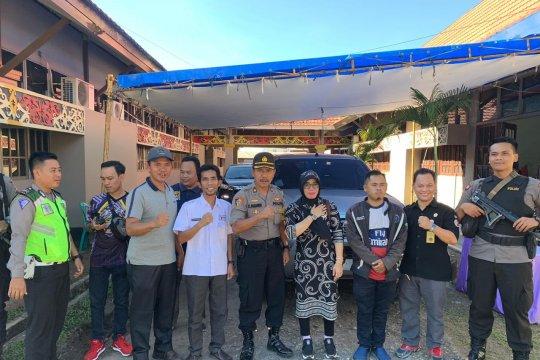 KPU Sintang kirim logistik Pemilu ke Pontianak