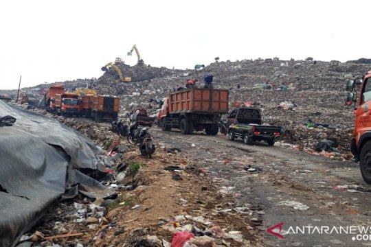 Limbah makanan dominasi sampah di TPST Bantar Gebang
