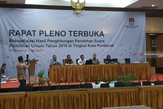 Prabowo kalahkan Jokowi di Pontianak