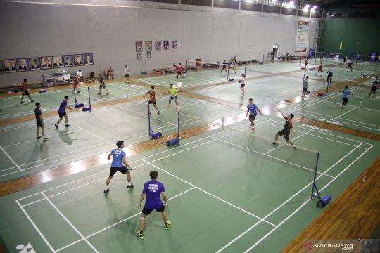 PBSI panggil 87 atlet bulu tangkis perkuat Pelatnas Cipayung 2021