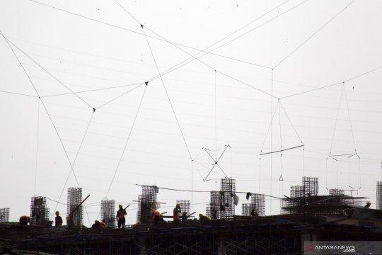 Target sertifikasi pekerja konstruksi