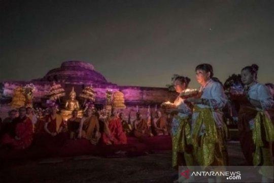Hari Waisak Nasional dipusatkan di Candi Muara Takus Riau