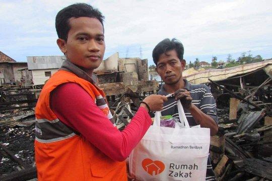 Rumah Zakat fasilitasi donatur berbagi selama Ramadhan