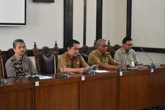 TPID Kota Pontianak gelar Rakor jaga stabilitas harga sembako