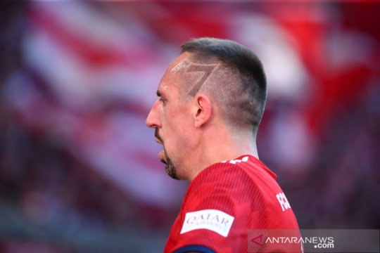 Ribery masih mau main beberapa musim lagi