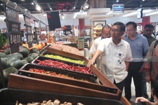 Staf Ahli Mendag turun langsung pantau harga bahan pokok di Kupang