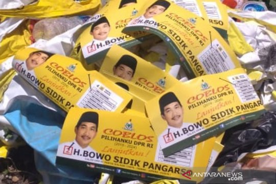 Bowo Sidik masih mendapatkan 11.304 suara di Dapil Jateng II