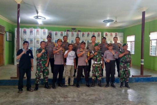 Rekapitulasi penghitungan suara di KPU Lampung sudah rampung