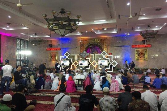 Masjid Agung Sunda Kelapa hadirkan syeikh asal Mesir