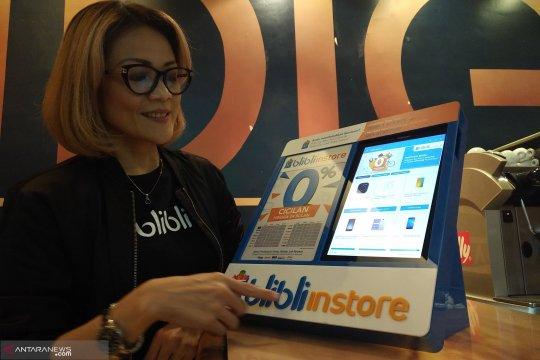 Pasar daring di Indonesia tumbuh signifikan