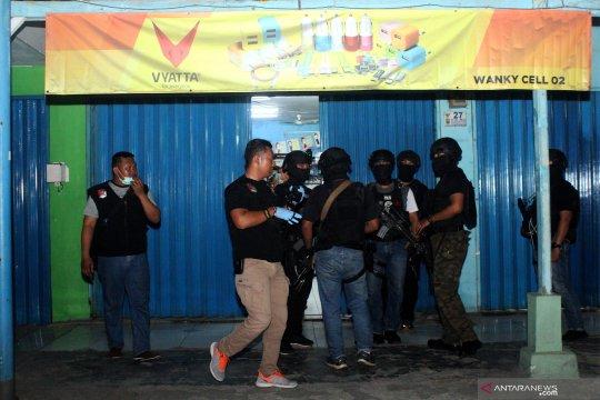 Terduga teroris ditangkap di Bekasi dua orang