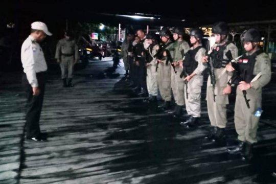 150 personel gabungan amankan rapat pleno KPU Asmat