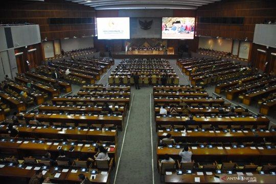 DPR selesaikan 91 RUU jadi UU