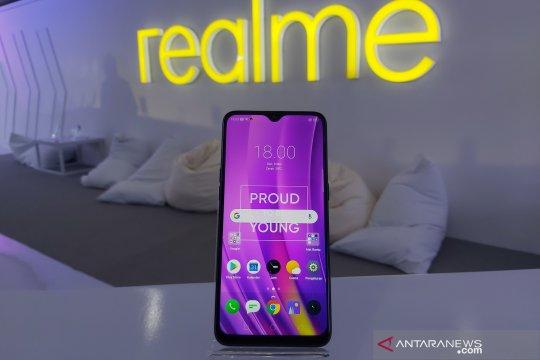 Realme percaya diri saingi Samsung dan Redmi
