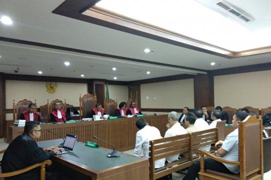 Tiga anggota DPRD Sumut divonis empat tahun penjara