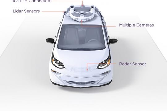 Cruise - GM gandeng Microsoft percepat komersialisasi mobil masa depan