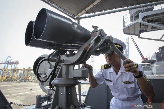 Jepang, Prancis, AS berencana latihan militer gabungan di Laut Jepang