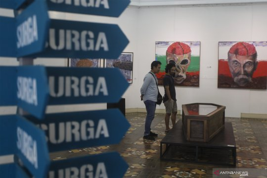 Pameran seni counter attack