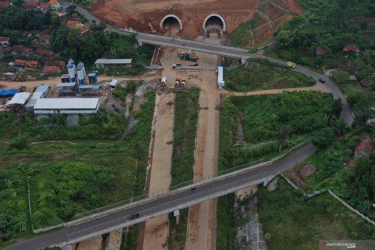 Gubernur Jabar: akselerasi kunci pembangunan Tol Cisumdawu