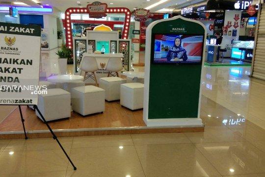 Gerai zakat Baznas Kota Tangerang targetkan penerimaan Rp5 miliar