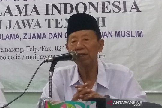 MUI Jateng imbau masyarakat tenang sikapi hasil Pemilu